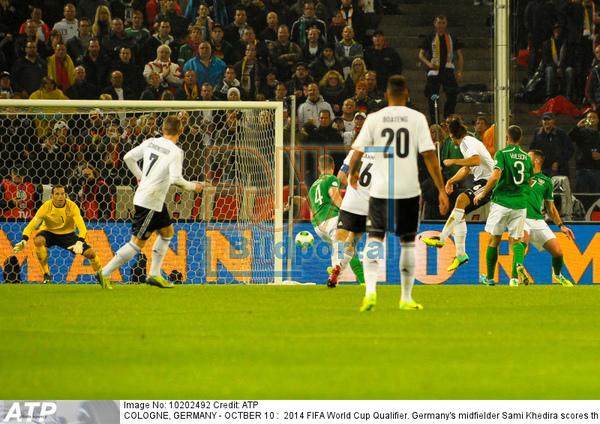 Fußballspiel Deutschland Gegen Irland