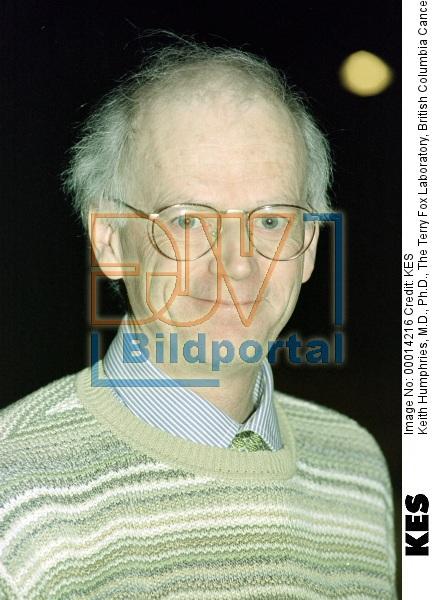 Bild No. 0900014216 - Keith-Humphries-M-D-Ph-D-The-Terry-Fox-Labora-0900014216