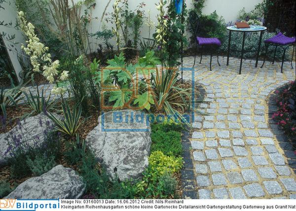 Details zu 0003160013 kleingarten reihenhaus garten sch ne kleine gartenecke detailansicht for Gartengestaltung reihenhaus