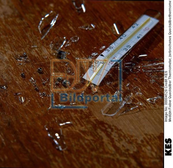 Arbeitsblatt Thermometer Quecksilber : Details zu medizin fieber quecksilber