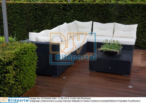 details zu 0003184946 sitzgruppe gartenm bel lounge garnitur sitzplatz im garten holzdeck. Black Bedroom Furniture Sets. Home Design Ideas