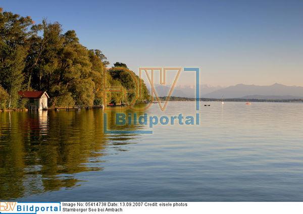 Details zu #0005414738 - Starnberger See bei Ambach - DJV-Bildportal