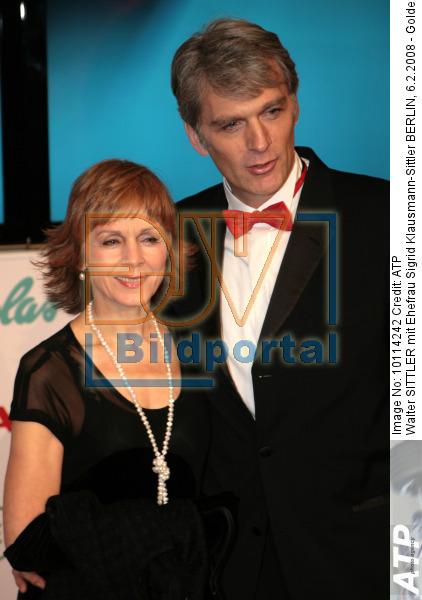 Walter Sittler Ehefrau