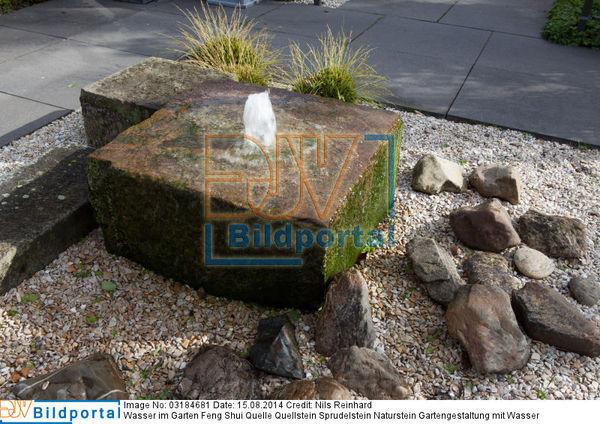 Super Details zu #0003184681 - Wasser im Garten Feng Shui Quelle @VO_06